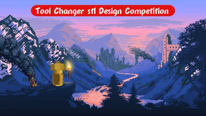 ToolChanger stl Design Competition