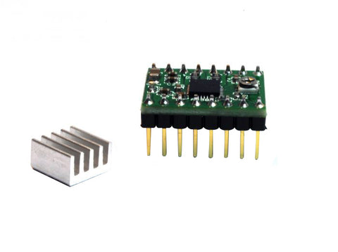 A4988 Stepper Driver with Heatsink