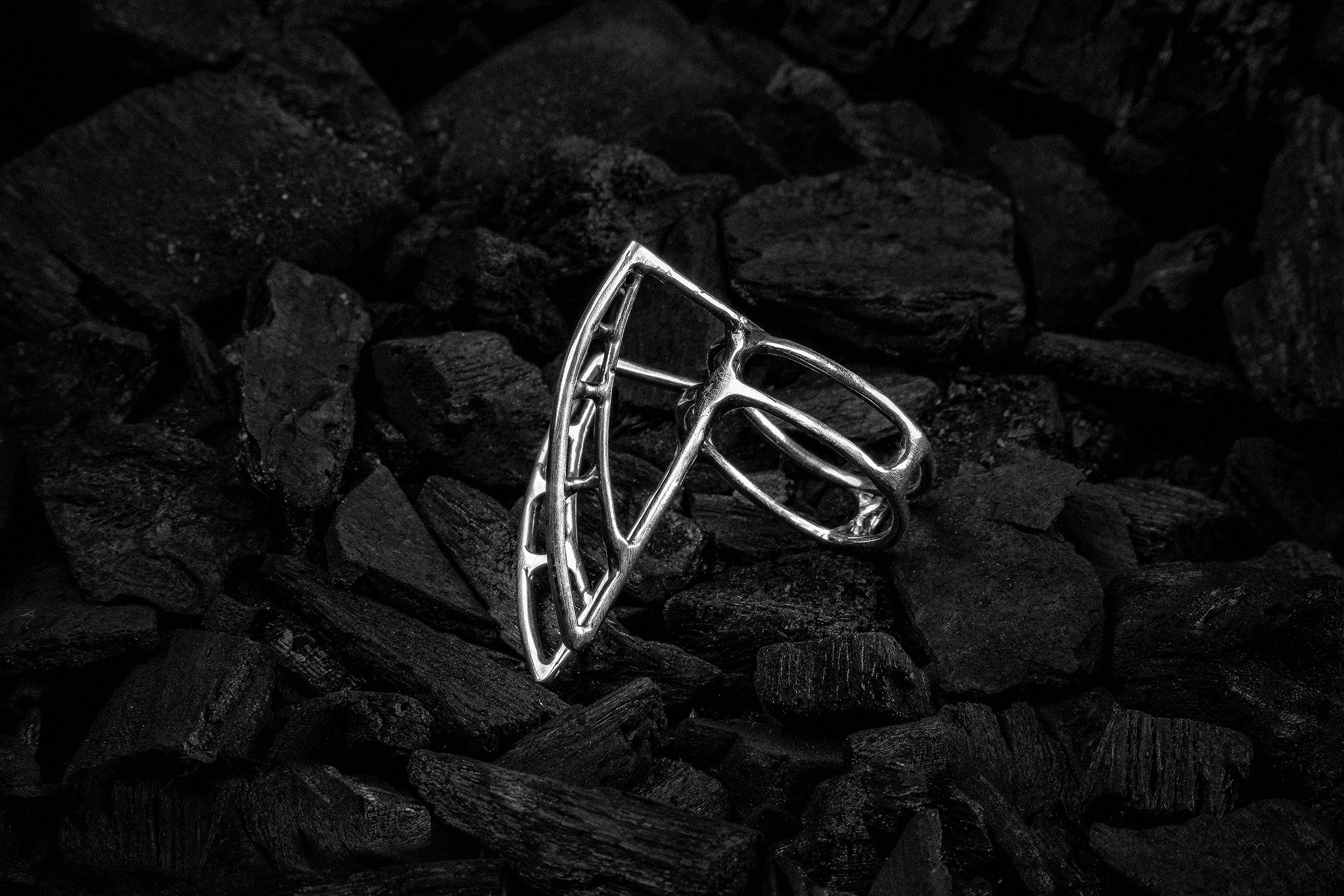 Astral Sails Ring Small - Natt Jewellery