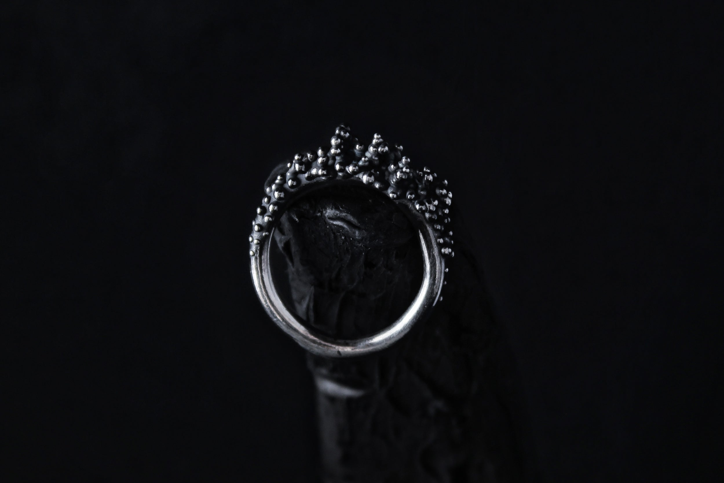 Droplets Ring VIII - Natt Jewellery