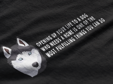 Load image into Gallery viewer, Heavy Blend™ - Siberian Husky White Detail Hoodie