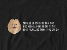 Load image into Gallery viewer, Heavy Blend™ - Pomeranian Detail Hoodie