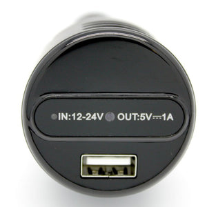 Car Charger Hidden HD DVR With Camera With Night Vision