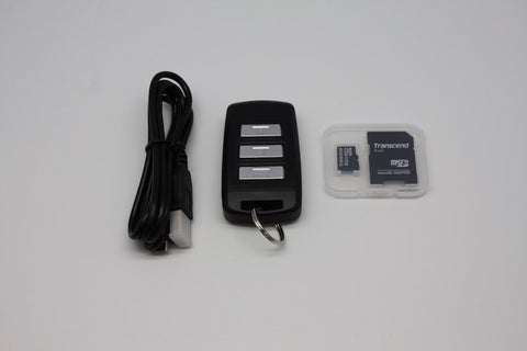 Key Chain HD Camera and DVR