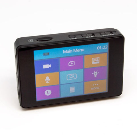 Touch Screen Analog DVR and Camera Set