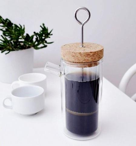 Cafetière à piston ou French Press