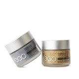 keeo coffee and charcoal face scrubs