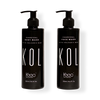 Activated Charcoal Face & Body wash with Volcanic Mud