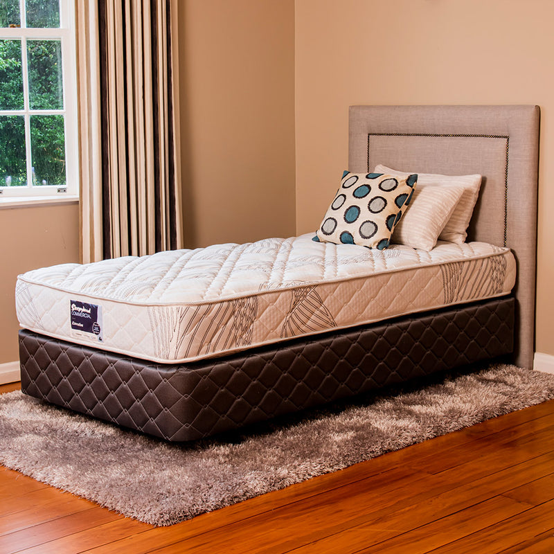 Sleepyhead Executive Medium Feel Torquezone Long Single & King Single Bed