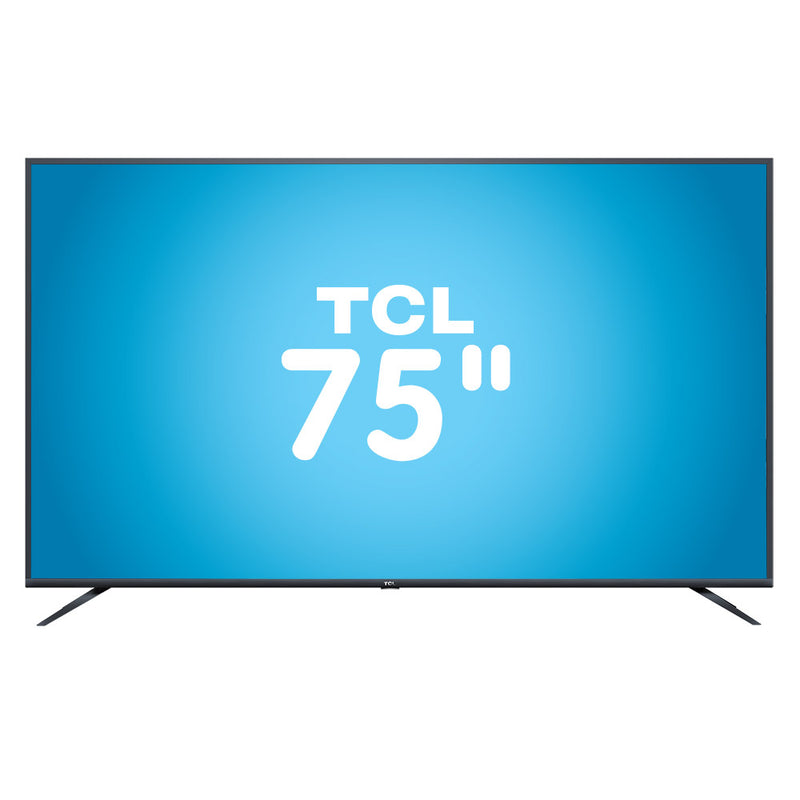 "TCL 75"" 4K Ultra HD Android Smart TV 75P8M"