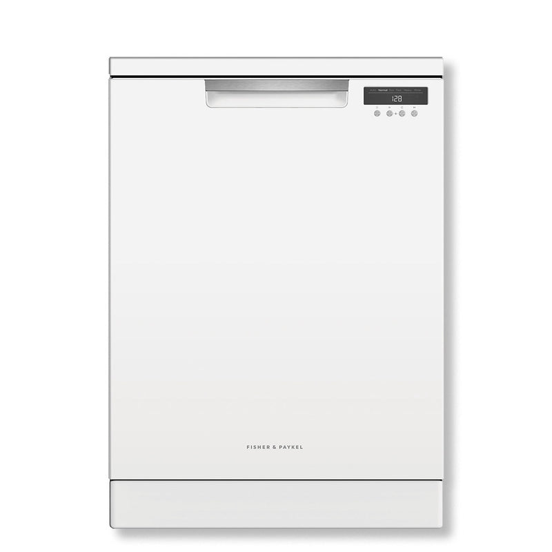 Fisher & Paykel White Dishwasher - 15 Place Setting