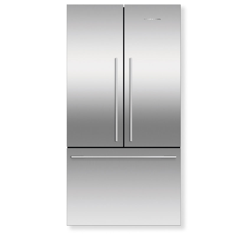 Fisher & Paykel 614L Stainless Steel French Door Fridge Freezer