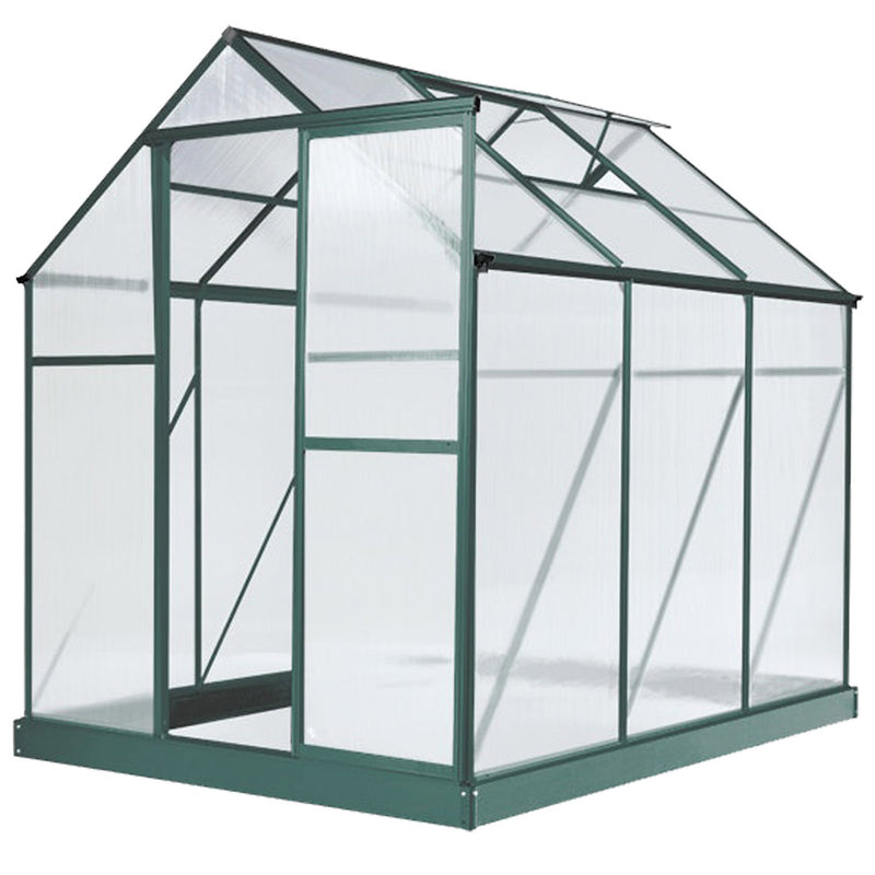 Evergreen Greenhouse 6ft x 8ft
