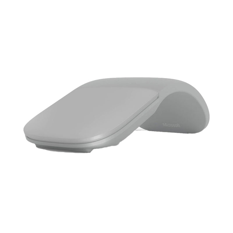 Microsoft Surface Arc Wireless Bluetooth Mouse Light Grey