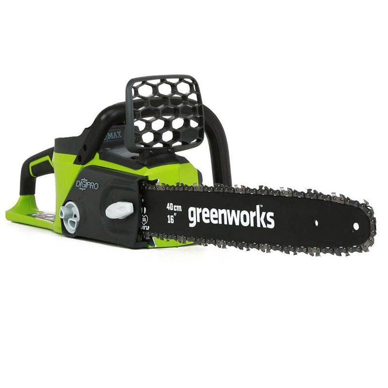 "Greenworks 16"" Chainsaw G-Max 40V (skin only)"