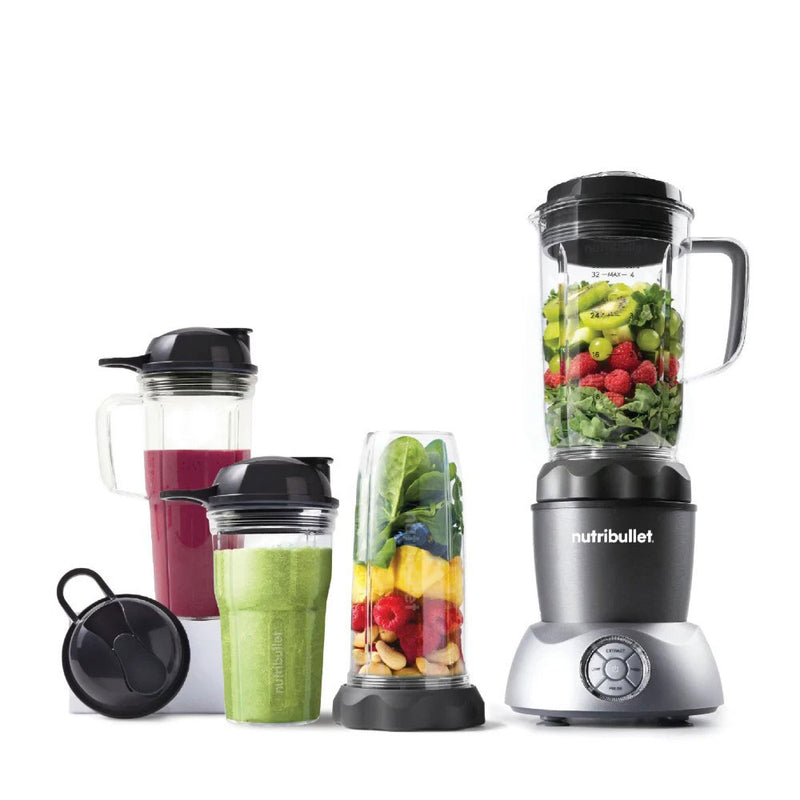 NutriBullet 2.0 Select 1200W Compact Electronic Blender