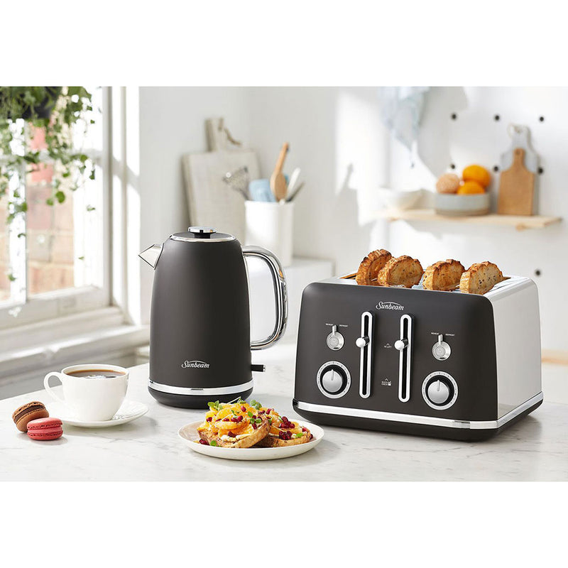 Sunbeam Alinea™ Collection 4 Slice Toaster - Black Classics