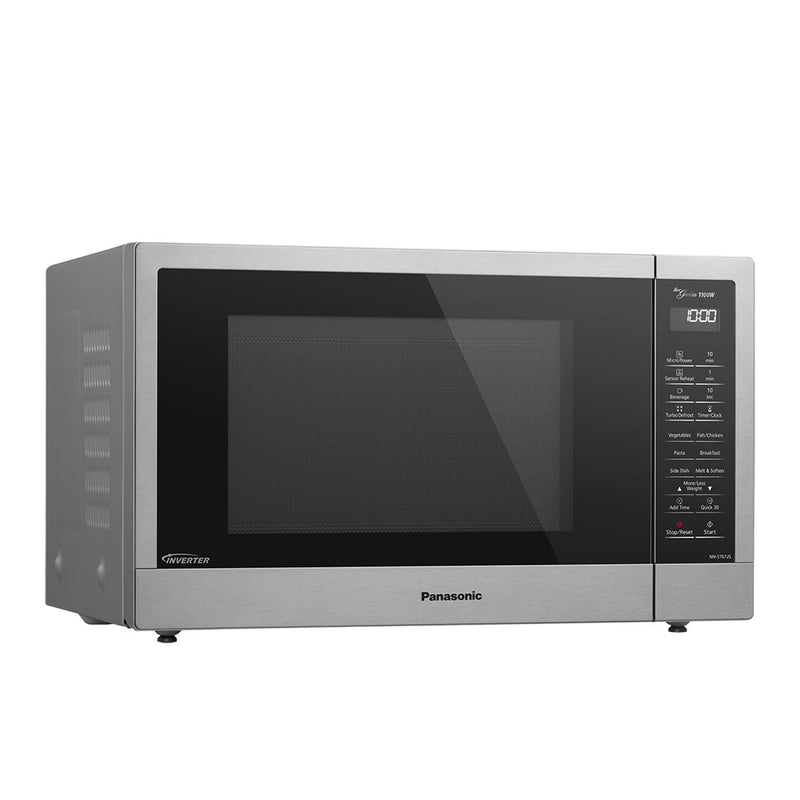 Panasonic 32L Stainless Steel Inverter Microwave Oven