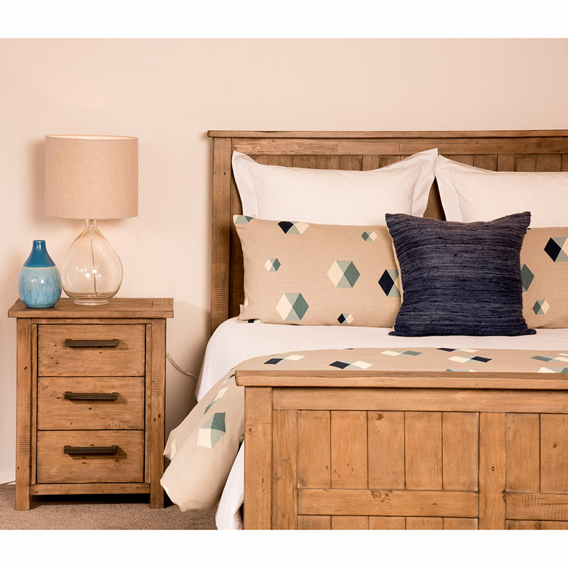 Sarah 3 Piece Queen Bedroom