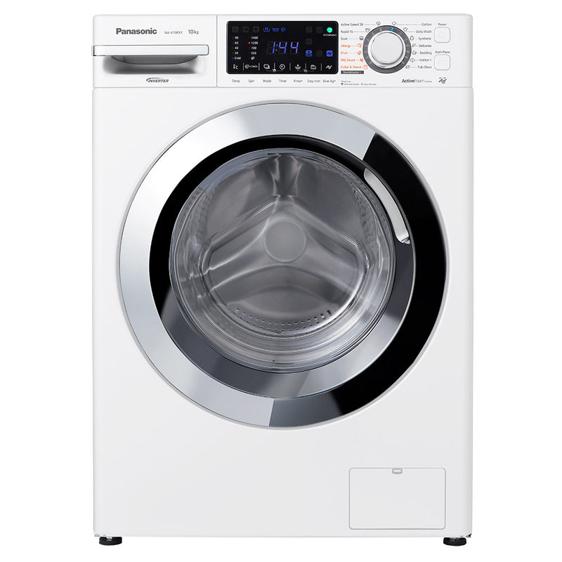 Panasonic 10kg Inverter ECONAVI Front Load Washer