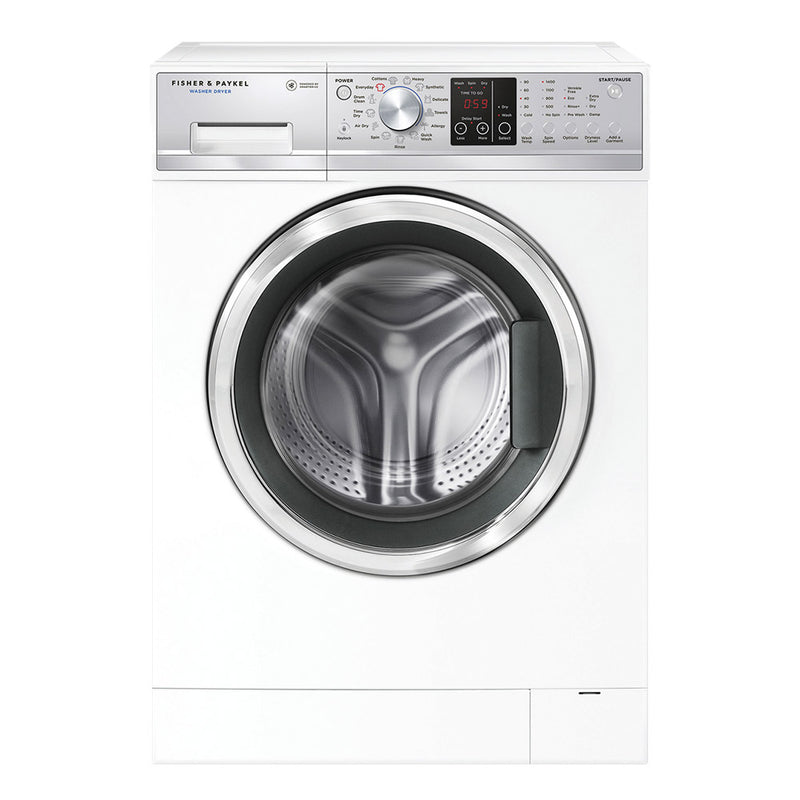 Fisher & Paykel 8.5kg SmartDrive™ Washer & 5kg Dryer Combo