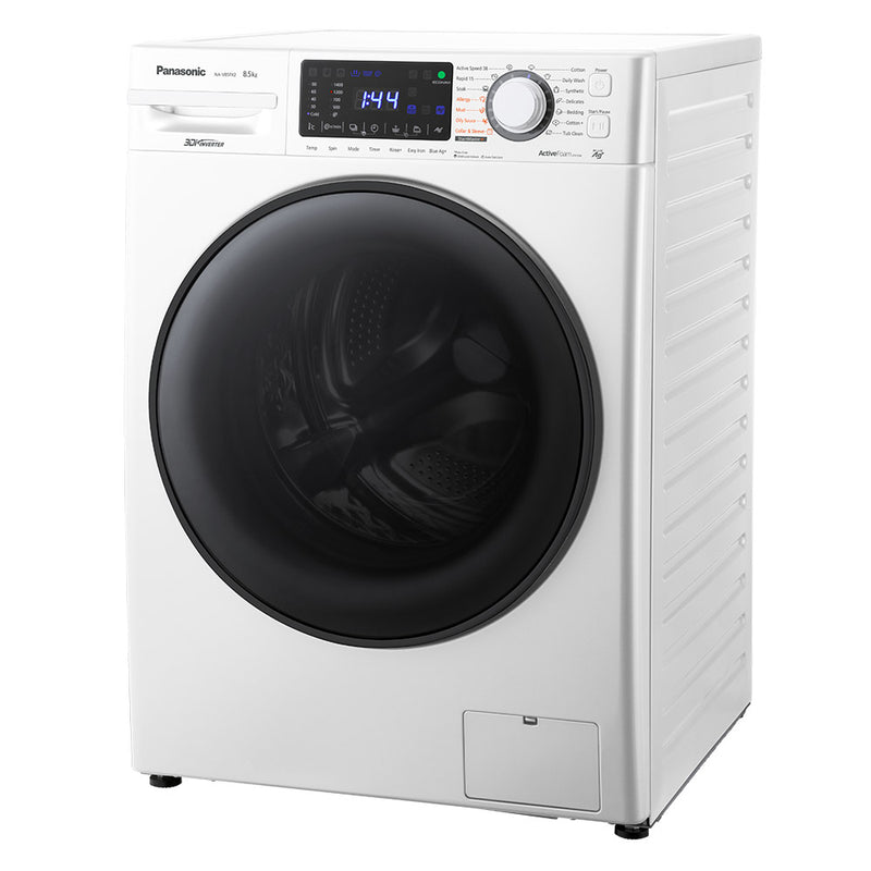 Panasonic 8.5kg Inverter ECONAVI Front Load Washer