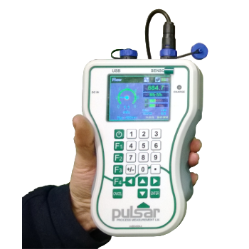 Flow Pulse Handheld Controller | APM Applications & Instrumentation