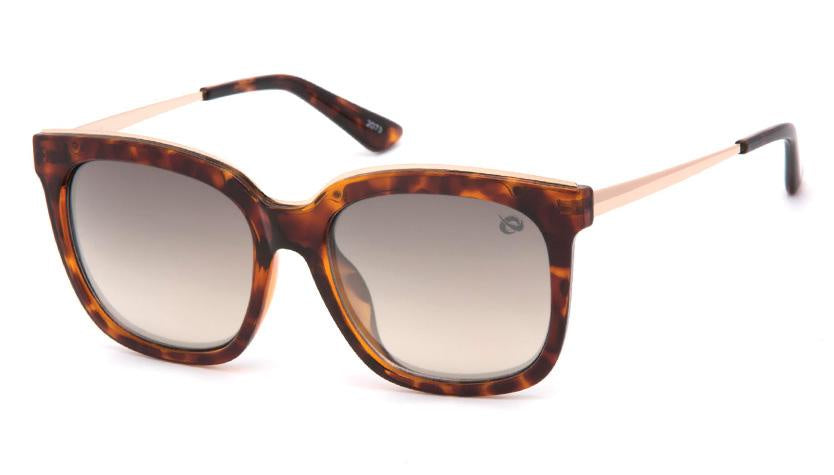 Greenwich Sunglasses - Brown Tortoise