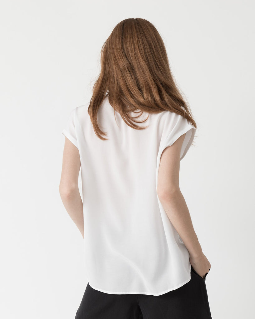 Moore Top - Ivory