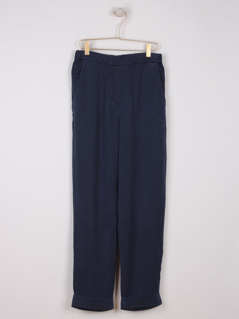 Jaclene Pants - Navy