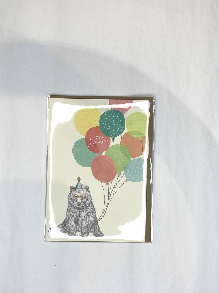Card - Birthday Bear