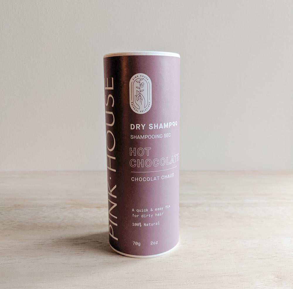 Dry Shampoo - Hot Chocolate