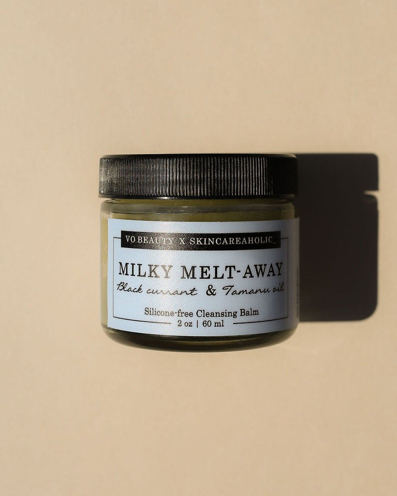 Milky Melt-Away Cleansing Balm