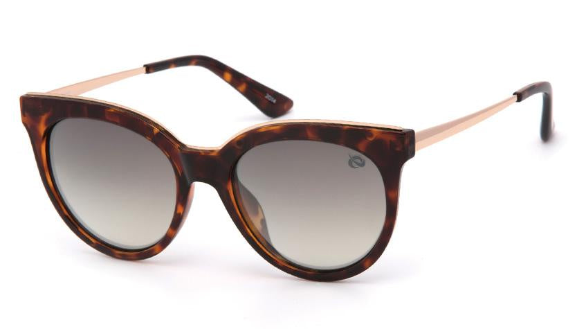Midtown Sunglasses - Brown Tortoise