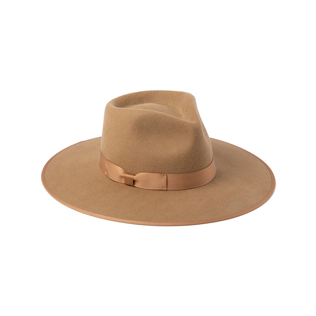 Teak Rancher Hat - Brown