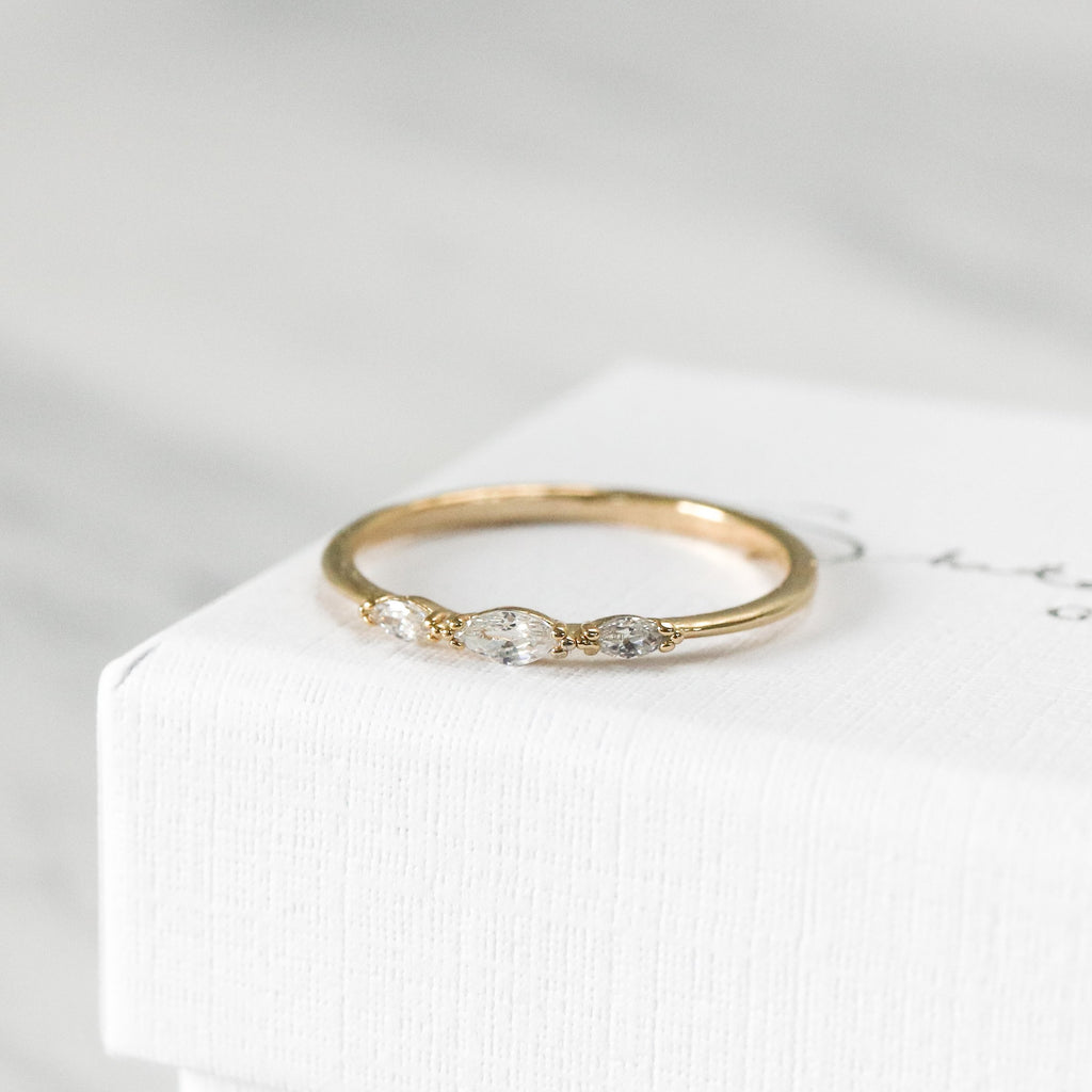 Clo Ring - Gold