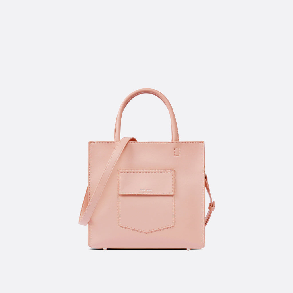 Caitlin Tote Small - Misty Rose