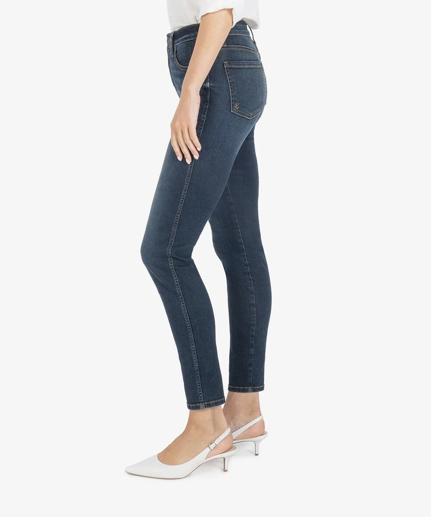 Diana High-Rise Fab Ab Skinny - Grateful