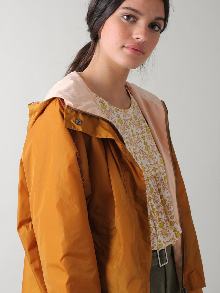 Callie Reversible Jacket - Amber