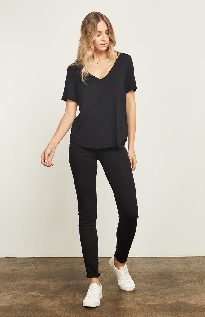 Lewis Top - Black