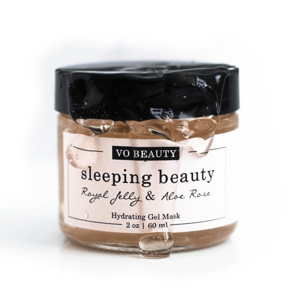 Sleeping Beauty Mask - 2 oz