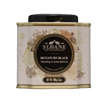 Tea, Caddy - Signature Black