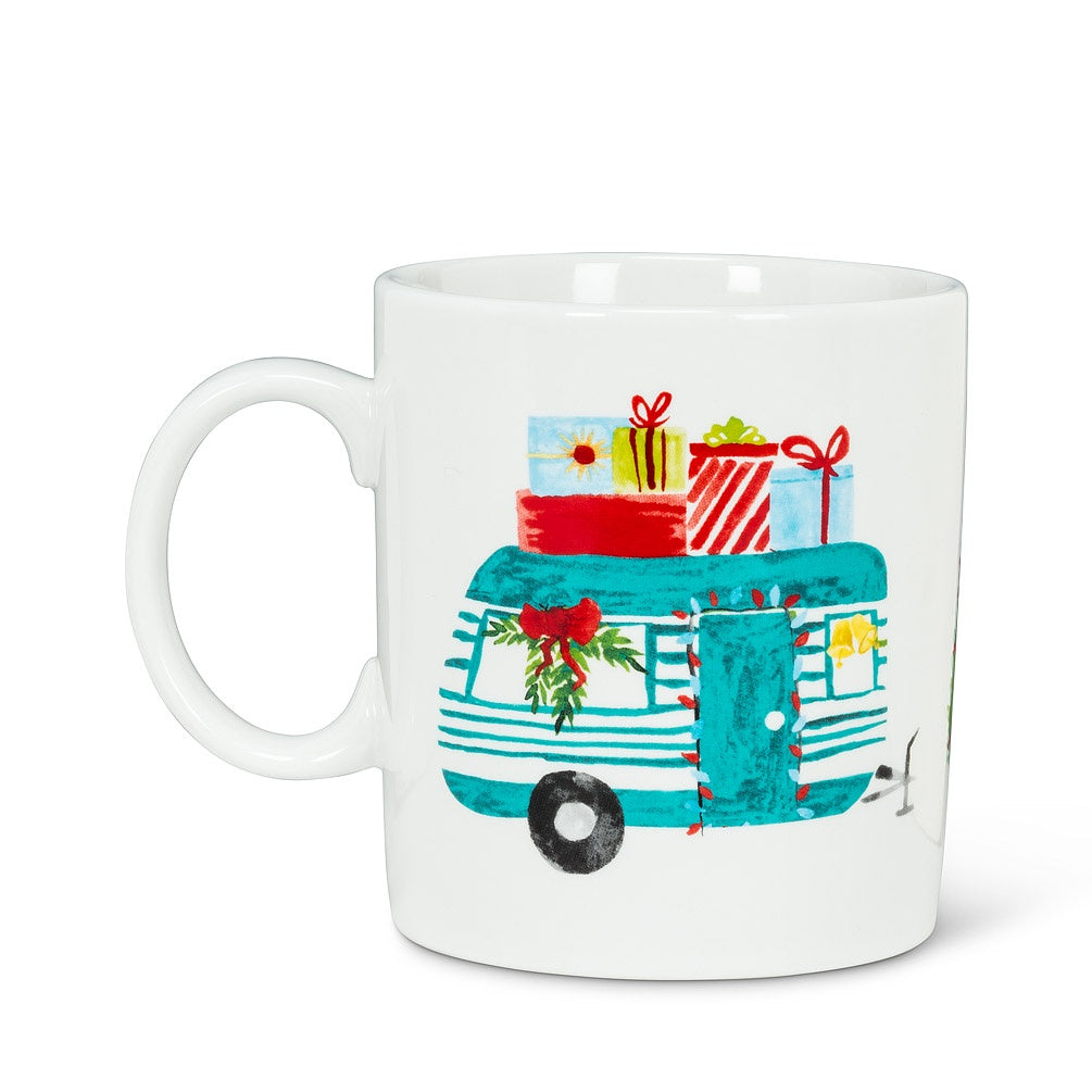 Holiday Camper Mug
