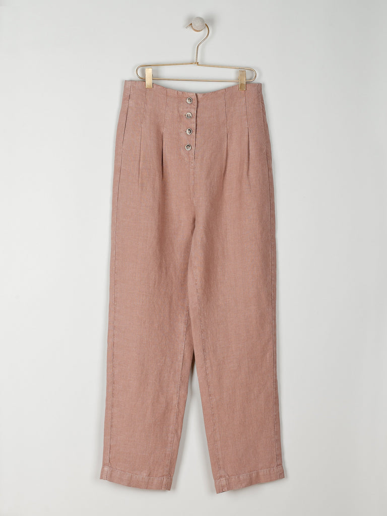 Lavinia Pants - Blush