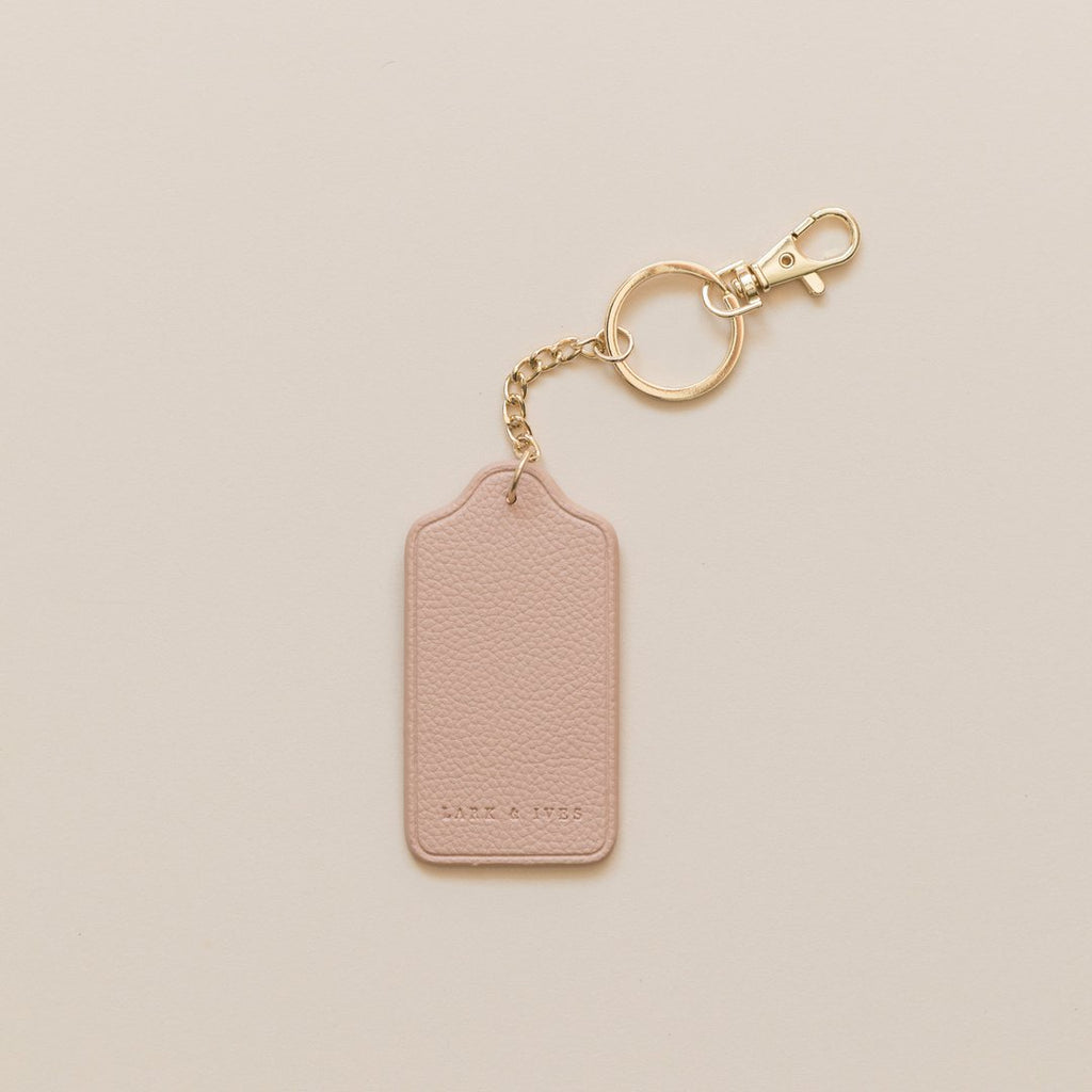 Tag Key Chain - Cafe Rose