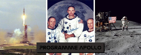 programme apollo nasa