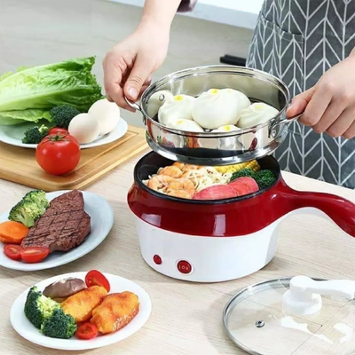 (FREE SHIPPING) Japanese Multi-purpose Cooker & Steamer