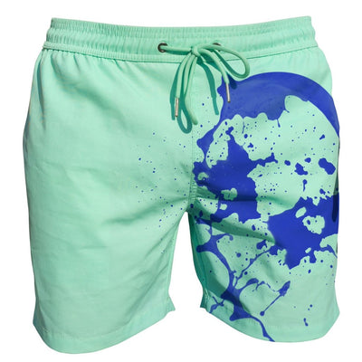 Garish Pigs | The Original Changing Color Swim Trunks For Men & Kids