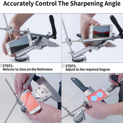 Professional Multi-functions Sharpener