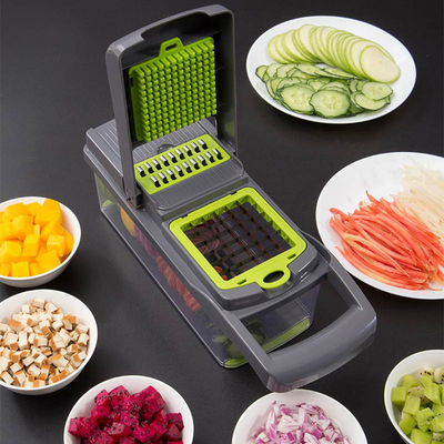 Multi-functional Vegetable Cutter & Box Grater